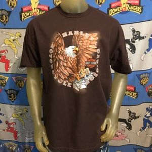 Harley-Davidson Motorcycles Eagle 🦅 2003 Tee XL